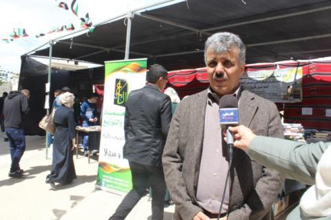 Palestine Polytechnic University (PPU) - فعاليات ايام البوليتكنك  2015 تتالق عبر شاشات التلفزة ووسائل الاعلام المختلفة