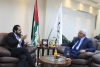 Palestine Polytechnic University (PPU) - جامعة بوليتكنك فلسطين تستقبل نائب ممثّل الجمهورية السويسرية في فلسطين  وتبحث معه آفاق التعاون المشترك