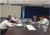 Palestine Polytechnic University (PPU) - جامعة بوليتكنك فلسطين ومديرية الدفاع المدني ينظمان لنشاط رباعي مشترك في   الإخلاء والطوارئ في مراكز الكفايات في الضفة الغربية
