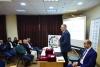 Palestine Polytechnic University (PPU) - جامعة بوليتكنك فلسطين تختتم فعاليات دورة تصميم وتنفيذ أعمال الجبص المصنعة بتقنية CNC