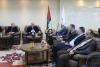 Palestine Polytechnic University (PPU) - وزير الأشغال العامة والإسكان الفلسطيني يزور جامعة بوليتكنك فلسطين ويبحث  آفاق التعاون المشترك