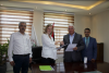 Palestine Polytechnic University (PPU) - Palestine Polytechnic University signs  Cooperation Agreement with Goethe Institute for German Language