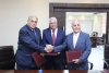 Palestine Polytechnic University (PPU) - Launching  the first Joint Doctorate Program in Information Technology Engineering, the First of its Kind in the State of Palestine between Palestine Polytechnic University and the Arab American University and Al-Quds University