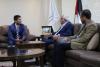 Palestine Polytechnic University (PPU) - جامعة بوليتكنك فلسطين وممثلية الأرجنتين تبحثان سبل التعاون المشترك