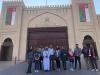 Palestine Polytechnic University (PPU) - مُشاركة طالبة من جامعة بوليتكنك فلسطين في  زيارة للمؤسسات التعليمية لسلطنة عُمان ضمن وفد وزارة التعليم العالي الفلسطيني