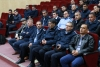 """Palestine Polytechnic University (PPU) - جامعة بوليتكنك فلسطين و الوكالة الإسبانية للتعاون الدولي من أجل التنمية تحتفلان """"بالمشروع الختامي لتدريب عناصر الشرطة الفلسطينية"""""""