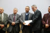 Palestine Polytechnic University (PPU) - جامعة بوليتكنك فلسطين والإسلامي الفلسطيني يكرمان الفائزين بمسابقة البحث العلمي