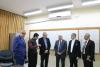 Palestine Polytechnic University (PPU) - جامعة بوليتكنك فلسطين تستقبل القنصل الفخري  لجمهورية بولندا في فلسطين  ووفداً من  جامعة ستيفان ويزنكسي الهولندية