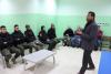"""Palestine Polytechnic University (PPU) - جامعة بوليتكنك فلسطين تعقد محاضرة تثقيفية حول """"أمن المعلومات لضباط الأمن الوطني"""""""