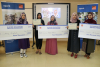 Palestine Polytechnic University (PPU) - Female Entrepreneurs at Palestine Polytechnic University achieve advanced positions in the Spark Entrepreneurship Competition
