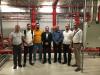 Palestine Polytechnic University (PPU) - مُشاركة جامعة بوليتكنك فلسطين في  دورة تصميم أنظمة إطفاء الحريق في المملكة الأردنية الهاشمية ضمن مشروع تطوير تخصصات التكييف والتبريد الممول من البنك الدولي