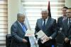 Palestine Polytechnic University (PPU) - جامعتا بوليتكنك فلسطين والقدس المفتوحة توقعان اتفاقية لإنشاء برنامج ماجستير مشترك في المحاسبة والتمويل