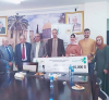 Palestine Polytechnic University (PPU) - Palestine Polytechnic University wins First Place in Al-Masroji Medical Research Award
