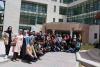Palestine Polytechnic University (PPU) - Students from Palestine Polytechnic University participate in external field training in the Arab Countries' universities