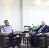 Palestine Polytechnic University (PPU) - جامعة بوليتكنك فلسطين تستقبل وفداً من الدفاع المدني الفلسطيني