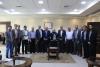 Palestine Polytechnic University (PPU) - اجتماع مجلس إدارة مركز الحجر والرخام في جامعة بوليتكنك فلسطين