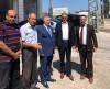 Palestine Polytechnic University (PPU) - رئيس مجلس أمناء جامعة بوليتكنك فلسطين يتفقد مركز فحص السيارات التابع للجامعة في بيت لحم
