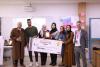 "Palestine Polytechnic University (PPU) - جامعة بوليتكنك فلسطين تعقد مسابقة ""HULT PRIZE""  العالمية في رحابها"