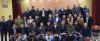 Palestine Polytechnic University (PPU) - وزير النقل والمواصلات يشارك في حفل تخريح  الدورة الخاصة بمدراء الكراجات بجامعة بوليتكنك فلسطين