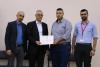 Palestine Polytechnic University (PPU) - التعليم المُستمر في البوليتكنك تحتفل بتخريج كوكبة جديدة من الدورات المهنية