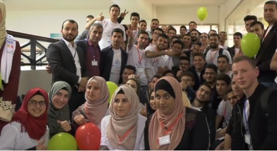 Palestine Polytechnic University (PPU) - Palestine Polytechnic University' Teams Ranked First in the Hebron –Code 2018 National Programming Competition