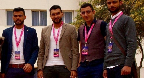 Palestine Polytechnic University (PPU) - Palestine Polytechnic University Team wins the Fourth place at the Hult Prize International Competition in the Republic of Tunisia