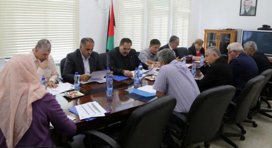 """Palestine Polytechnic University (PPU) - كلية الطب الحكومية و""""البوليتكنك"""" تعلنان الدفعة الأولى من طلبة برنامج الطب المشترك"""