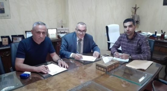 "Palestine Polytechnic University (PPU) - جامعة بوليتكنك فلسطين و شركة ""بريوش لتكنولوجيا التكييف"" توقعان مذكرة تفاهم مشتركة في المملكة الأردنية الهاشمية"