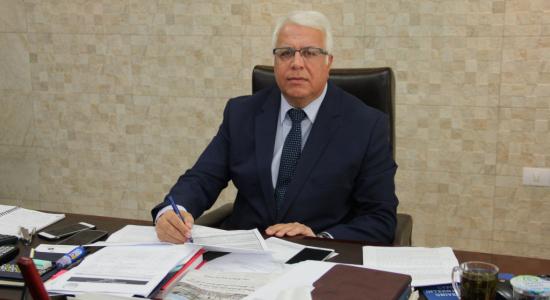 Palestine Polytechnic University (PPU) - رسالة من رئيس جامعة بوليتكنك فلسطين