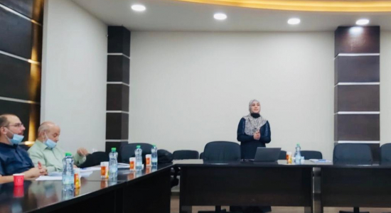 Palestine Polytechnic University (PPU) - A researcher at Palestine Polytechnic University creates a system to extract building fingerprints from aerial photographs using deep learning